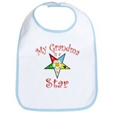 My Grandma is a Star Bib