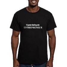 I Love being an ENTREPRENEUR T-Shirt