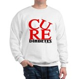 Red Cure Sweatshirt