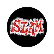 """Slam 3.5"""" Button"""