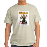 Official Dead Body Guy Gear Ash Grey T-Shirt