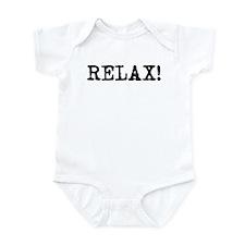 Relax! Infant Bodysuit