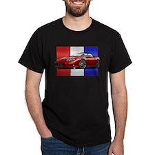 98-02 Red Camaro T-Shirt