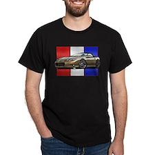 98-02 Pewter Camaro T-Shirt