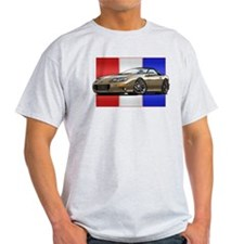 98-02 Pewter Camaro T-Shirt