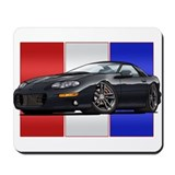 98-02 Black Camaro Mousepad