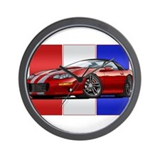 35th Anniversary Camaro Wall Clock
