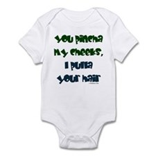 Pinch Cheeks Infant Bodysuit