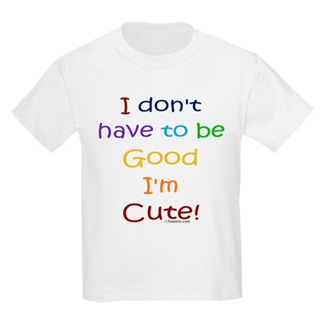 Good Cute Kids Light T-Shirt