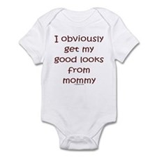 Looks From Mommy Infant Bodysuit