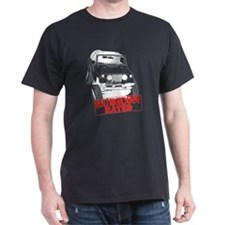 Rubicon Jeepster Black T-Shirt