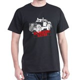 Rubicon Commando Black T-Shirt