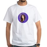 Lisa Fan Club White T-Shirt