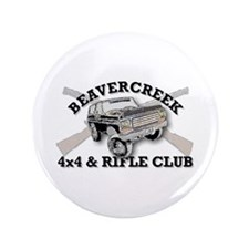 "Beavercreek 4x4 & Rifle Club 3.5"" Button"