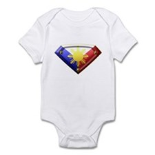 Super Pinoy Infant Bodysuit