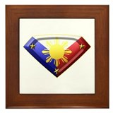 Super Pinoy Framed Tile