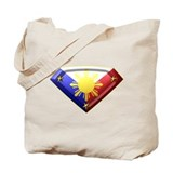 Super Pinoy Tote Bag