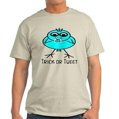 Trick or Tweet Light T-Shirt