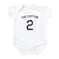 #2 - The Captain Infant Bodysuit