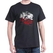 Moab Jeepster Black T-Shirt