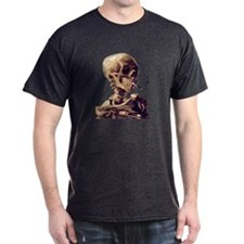 Skull with Cigarette T-shirt