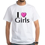 I love Girls Tee