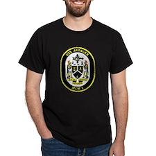 USS Avenger MCM 1 Navy Ship T-Shirt