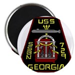 USS Georgia SSBN 729 US Navy Ship Magnet