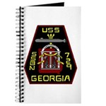 USS Georgia SSBN 729 US Navy Ship Journal