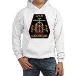 USS Georgia SSBN 729 US Navy Ship Hooded Sweatshir
