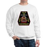 USS Georgia SSBN 729 US Navy Ship Sweatshirt