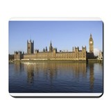 Houses of Parliament Across t Mousepad