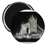 Tower Bridge at Night Magnet