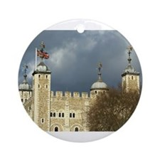 Tower of London Ornament (Round)