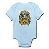 Colby Coat of Arms Infant Creeper
