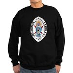 USS Pioneer MCM 9 US Navy Ship Sweatshirt (dark)