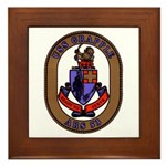 USS Grapple ARS 53 US Navy Ship Framed Tile