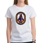 USS Grapple ARS 53 US Navy Ship Women's T-Shirt