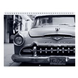 Cuba Nostalgia Wall Calendar