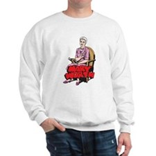 Mary Reading Sweatshirt