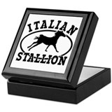 ltalian Stallion Keepsake Box