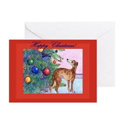 Baubles and Bone Greeting Cards (Pk of 20)