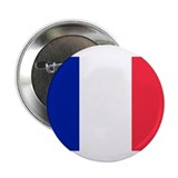 "French Flag 2.25"" Button (100 pack)"