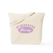 Proud Granny Tote Bag