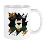 Red Aussie Devil Halloween Mug