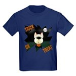 Red Aussie Devil Halloween Kids Dark T-Shirt