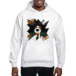 Wire Jack Devil Halloween Hooded Sweatshirt