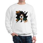 Wire Jack Devil Halloween Sweatshirt