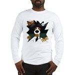 Wire Jack Devil Halloween Long Sleeve T-Shirt