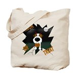 Wire Jack Devil Halloween Tote Bag